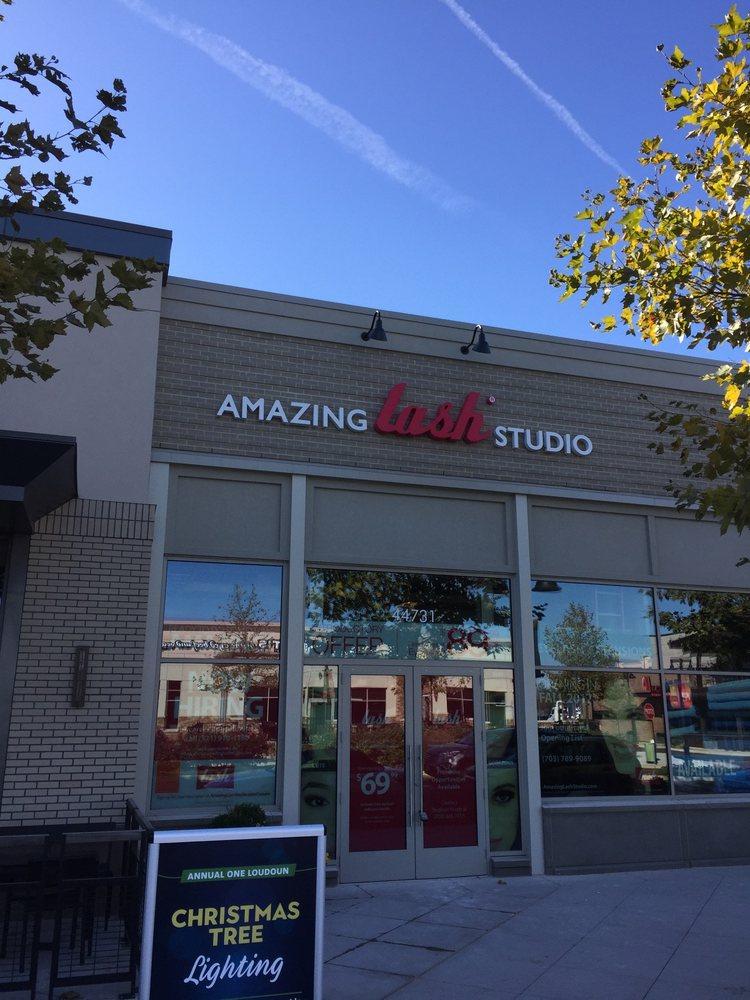 Amazing Lash Studio: 44731 Thorndike St, Ashburn, VA