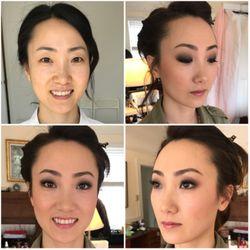 Photo of Christina Choi Cosmetics - San Francisco, CA, United States. Cho's Wedding. Cho's Wedding Makeup.