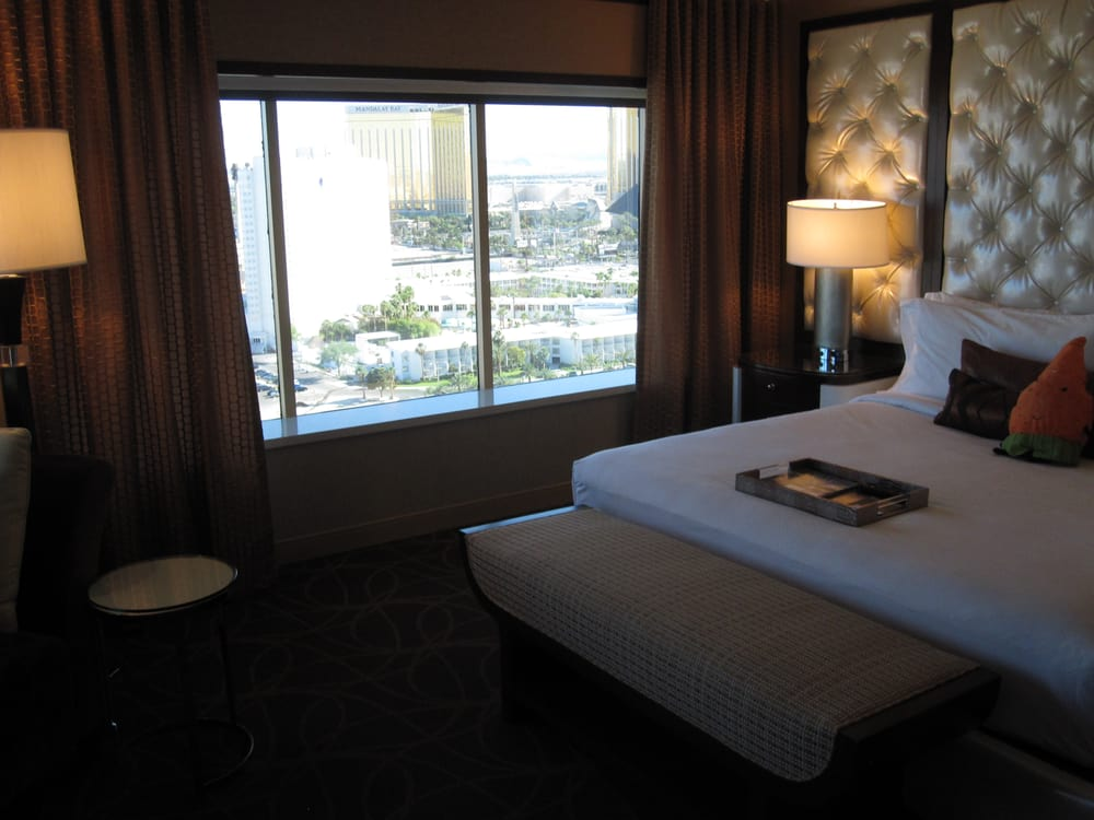 Skyline marquee suite at mgm grand canyon