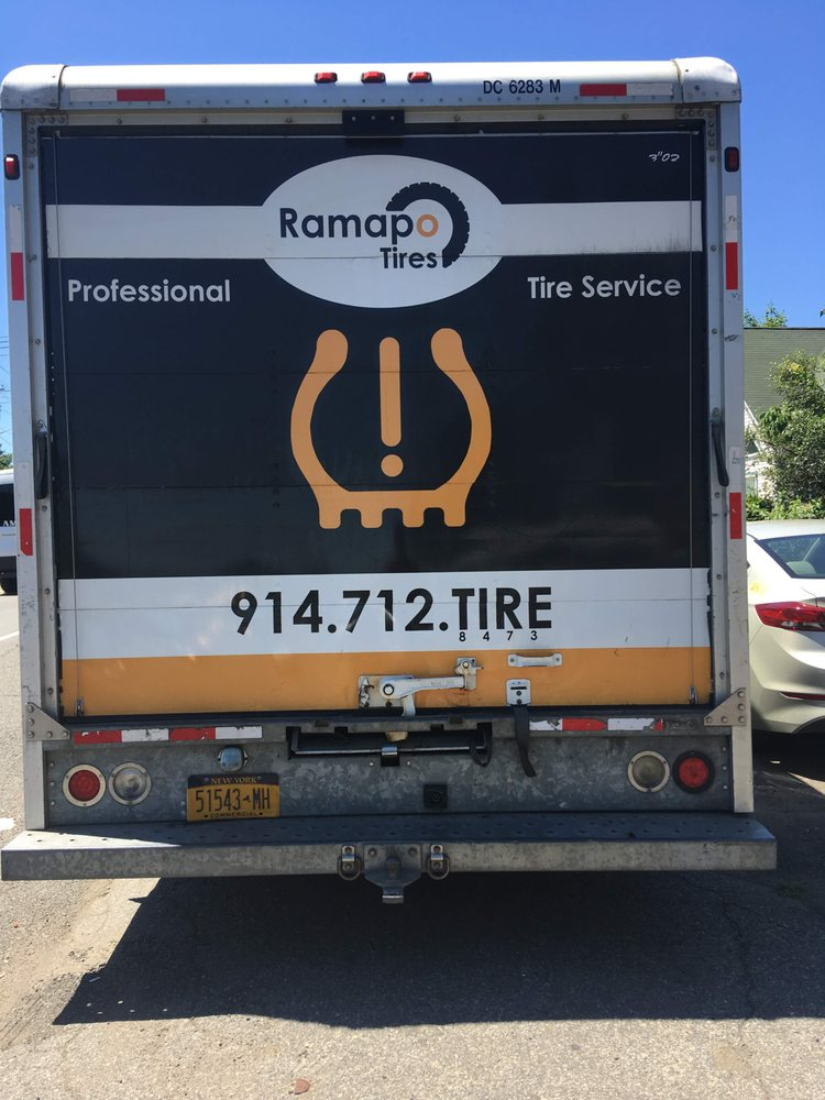 Ramapo Tires - Mobile Tire Service: 158 Rt 59, Monsey, NY