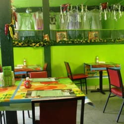 Photo Of Armandou0027s Productos Mexicanos Market   Indianapolis, IN, United  States. Dining Area