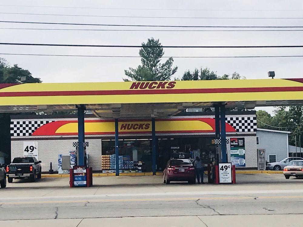 Hucks: 113 West Commerce St, Brownstown, IN