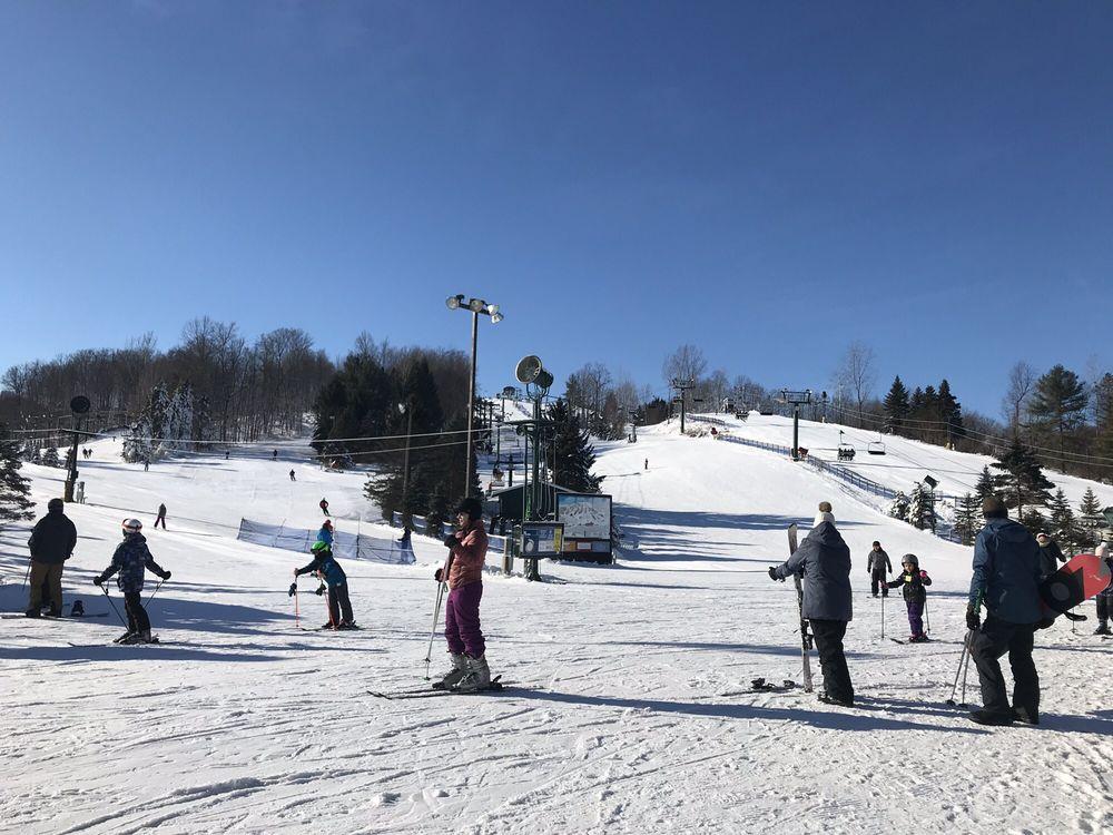 Bittersweet Ski Resort: 600 River Rd, Otsego, MI