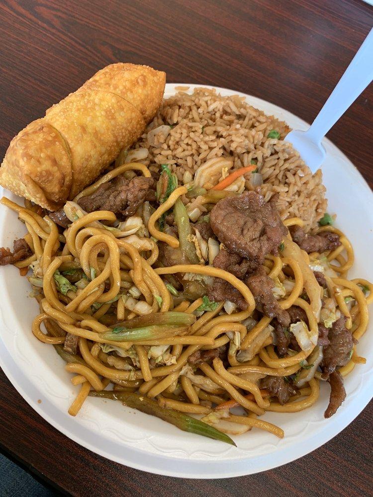 Happy China: 160 Peachtree East Shopping Ctr, Peachtree City, GA