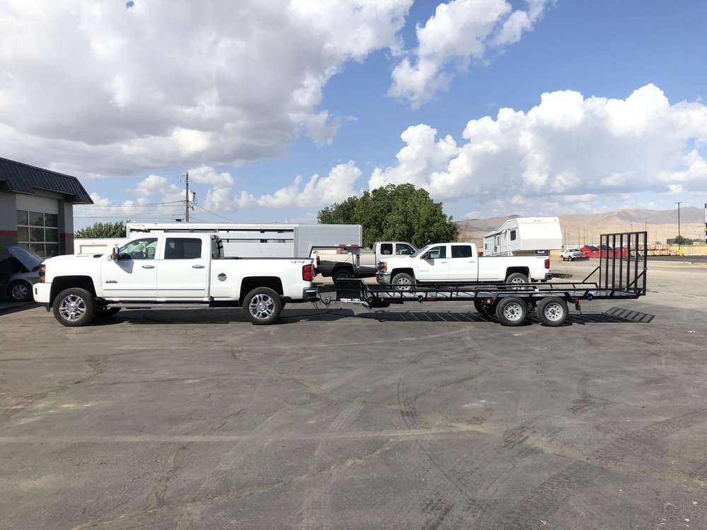 Mountain West Trailers: 1470 South Hwy, Heber City, UT