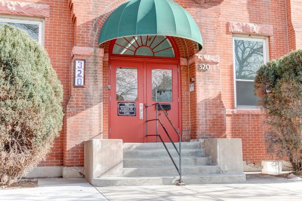Montessori School of Washington Park: 320 S Sherman St, Denver, CO