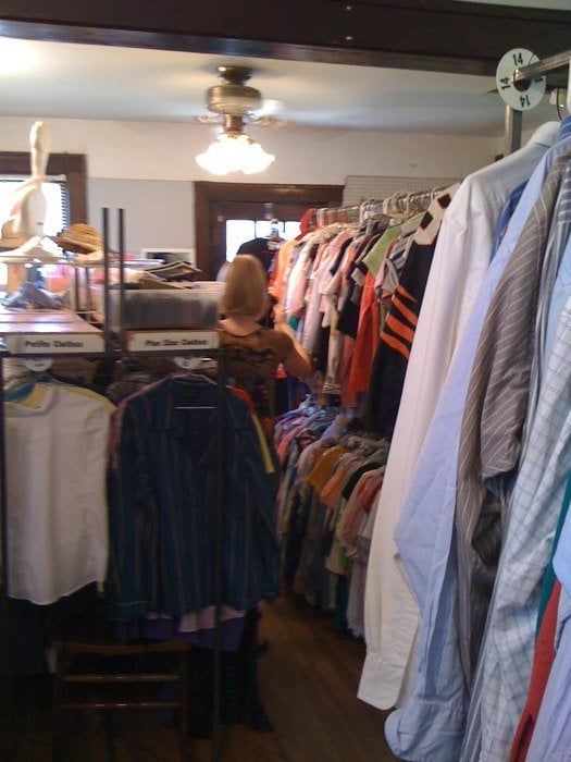 St. John's Rummage House: 1246 Kentucky St, Lawrence, KS