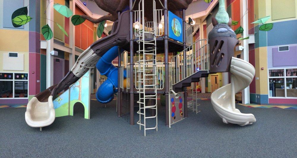 The Treehouse Indoor Playground: 800 Dan Jones Rd, Plainfield, IN