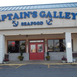 Photo Of Captain S Galley Seafood Restaurant Hickory Nc United States Welcome To