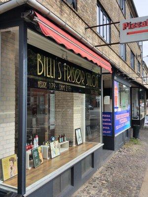 billis frisørsalon