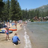 West End Beach Truckee Ca