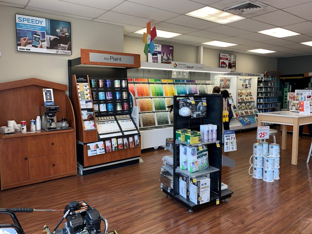 Sherwin-Williams Paint Store: 9104 Baltimore Ave, College Park, MD