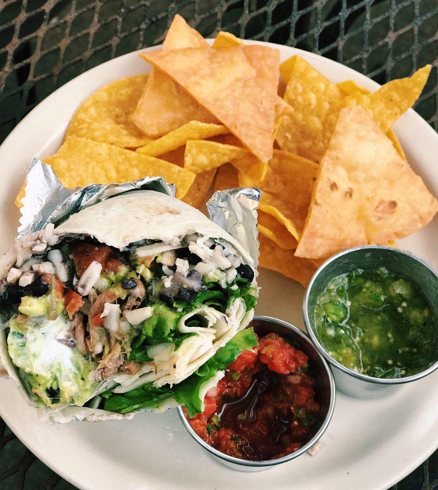 Food from Carrburritos
