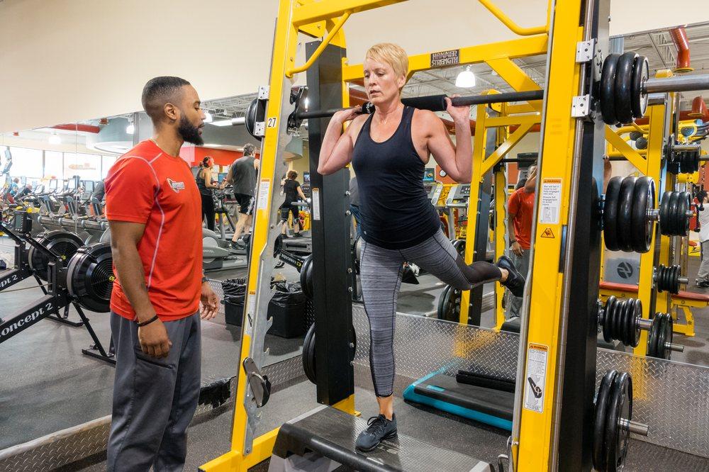 Retro Fitness: 4437 Rt 27, Princeton, NJ