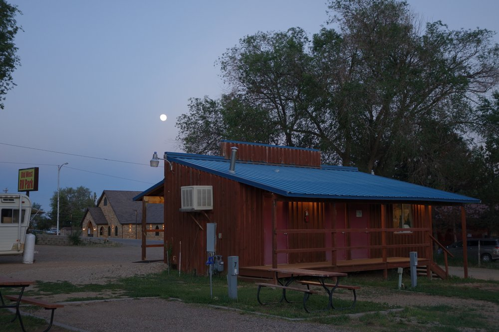 Old West Rv Park: 348 S Main St, Monticello, UT