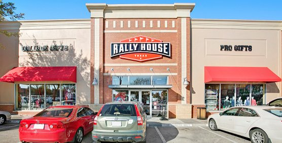 Rally House Arlington