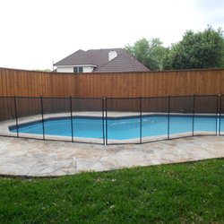 Protect A Child Pool Fence Of Dallas Fences Amp Gates