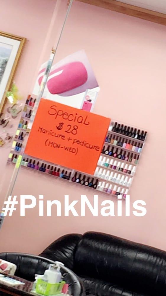 Pink Nail - 19 Photos & 15 Reviews - Nail Salons - 381 Triangle Rd ...