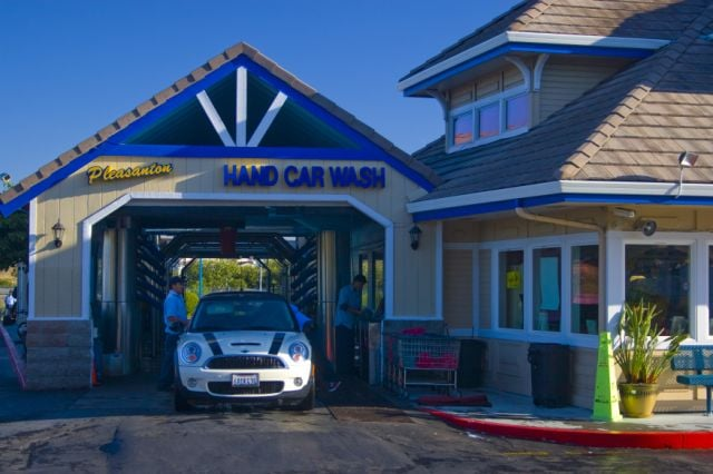 Pleasanton Hand Car Wash Reviews