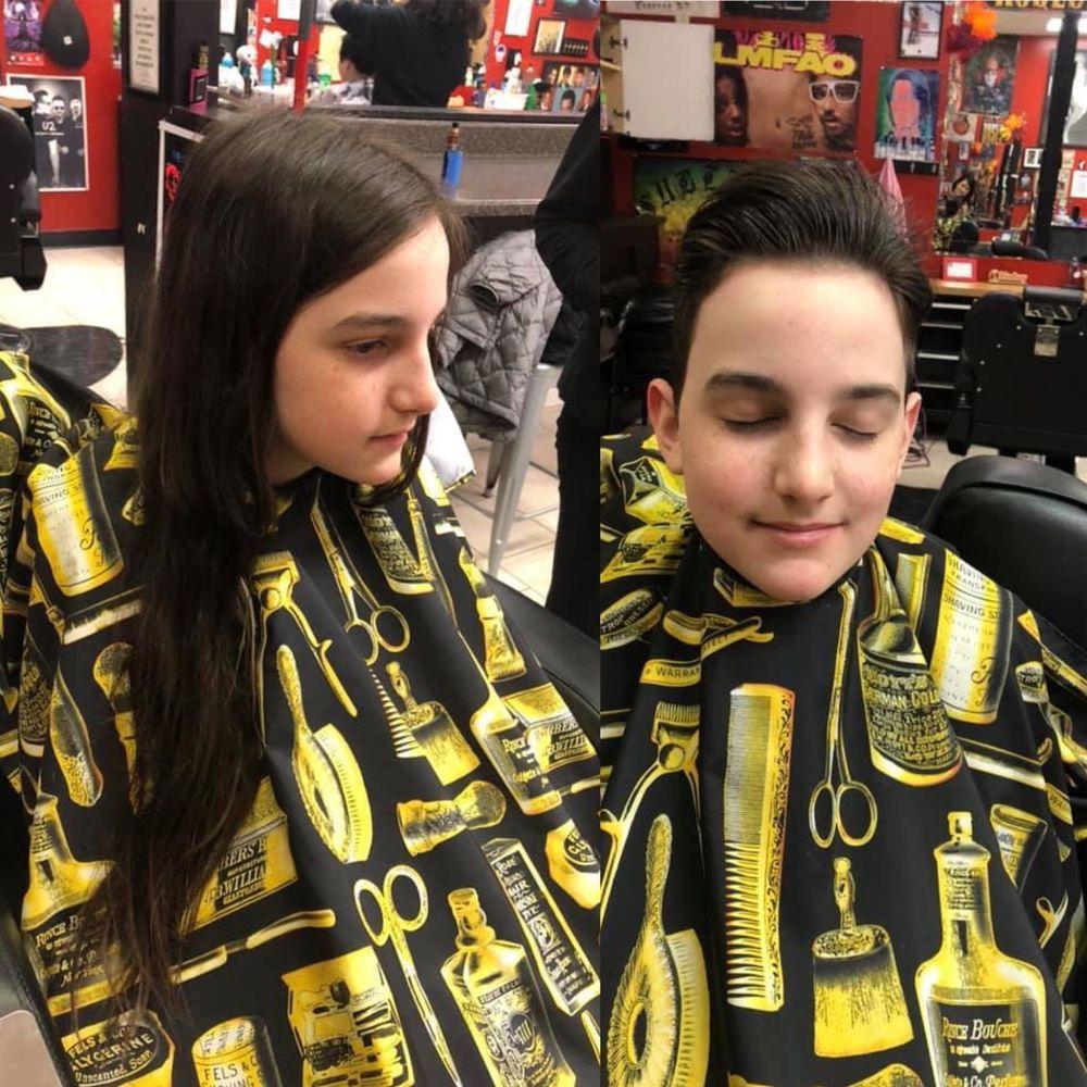 Cj's Barber Shop: 238 Spring St, Newton, NJ