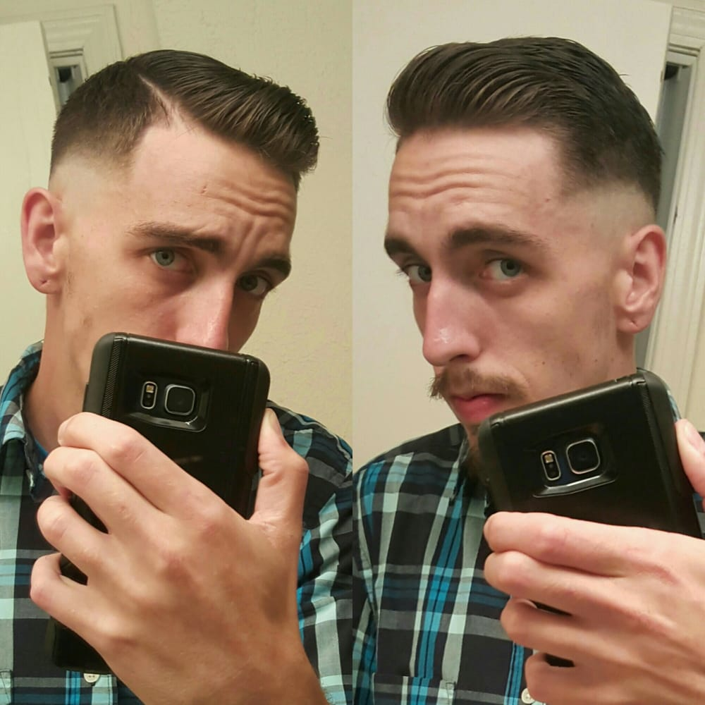 Joel the barber: Conway, SC