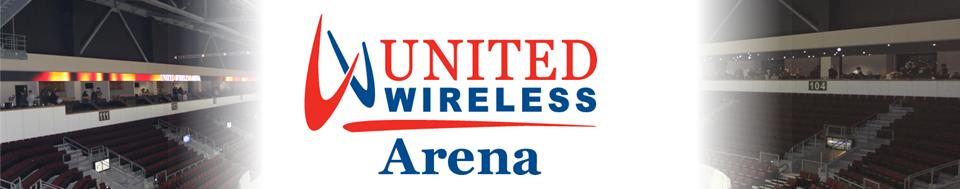 United Wireless Arena: 4100 W Comanche, Dodge City, KS