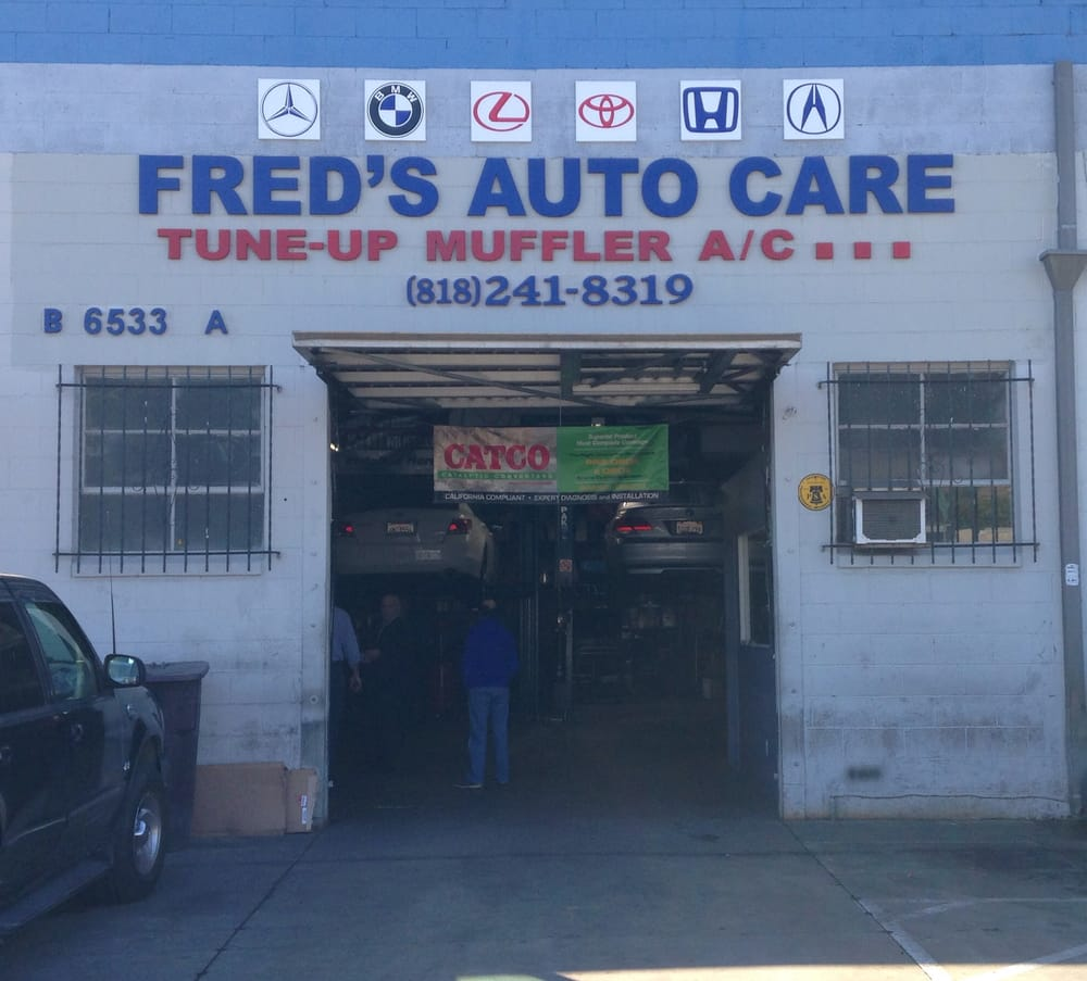 fred s auto care and muffler 21 photos 51 reviews