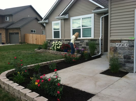 Grass roots landscaping and snow removal snow removal 4127 55th photo of grass roots landscaping and snow removal des moines ia united states workwithnaturefo