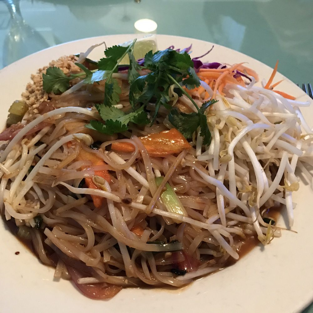 pad thai is so good ask for no fish sauce and eggs for. Black Bedroom Furniture Sets. Home Design Ideas