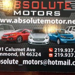 Absolute motors get quote garages 7301 calumet ave for Community motors hammond la