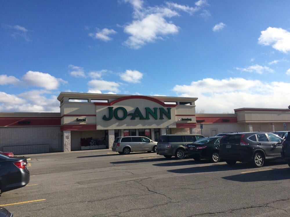 Joann fabrics and crafts fabric stores 4101 transit rd for Craft stores buffalo ny