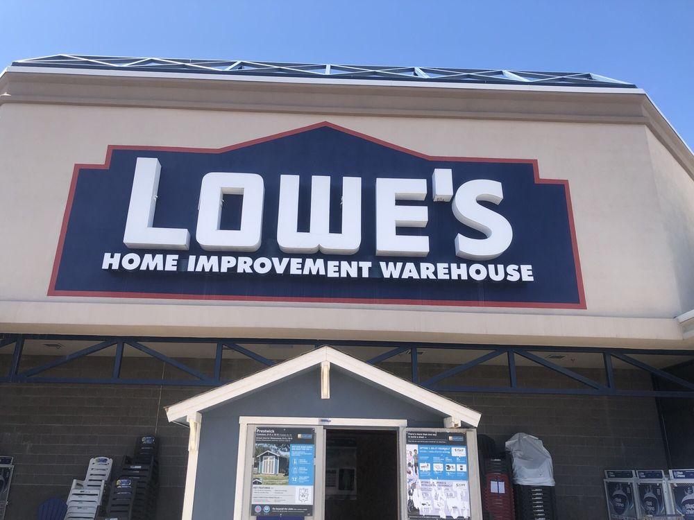 Labor Day Sale At Lowe S Onhavanastreet 1701 S Havana St Yelp