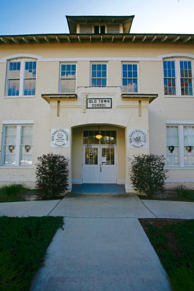Dixie County Historical Society: Hwy 55A, Old Town, FL