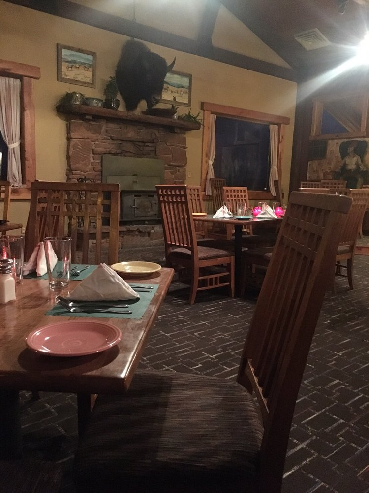 Photos For The Rim Rock Inn Restaurants Yelp