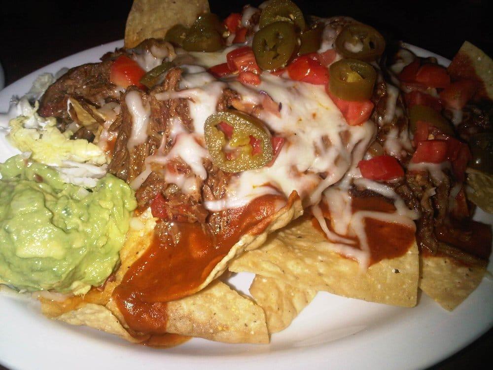 Free nachos at el torito