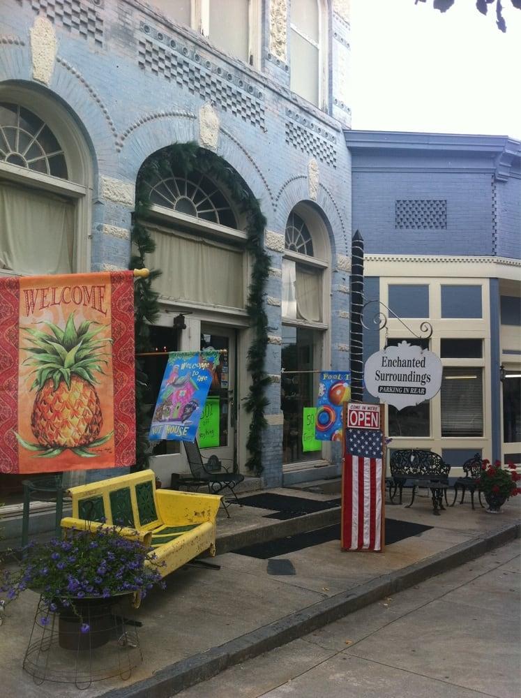 Enchanted Surroundings: 209 Main St, South Boston, VA