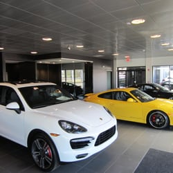 Porsche Of Wallingford >> Porsche Of Wallingford 11 Photos Car Dealers 800 S Colony Rd