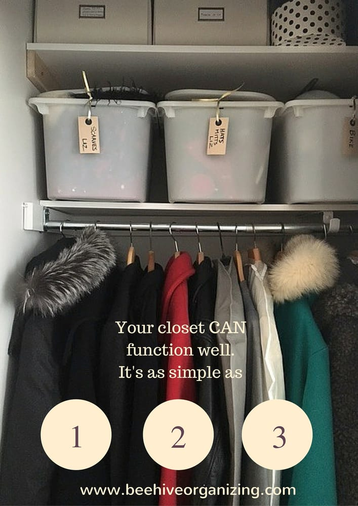 Photo Of Beehive Organizing   Toronto, ON, Canada. Closet Organizing,  Decluttering And