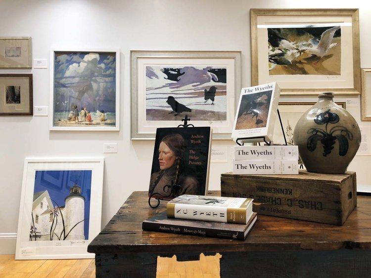 Freeport Antiques & Heirlooms Showcase: 31 Main St, Freeport, ME