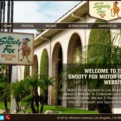 Photo Of Snooty Fox Motor Inn   Los Angeles, CA, United States