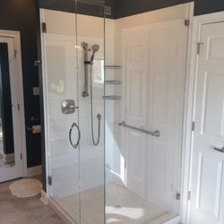 Bathroom Partitions Knoxville Tn creative reflections - glass & mirrors - 10700 dutchtown rd