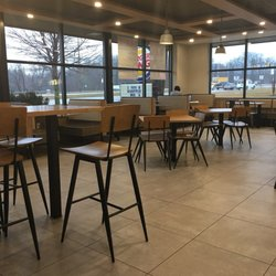 Photo Of Burger King Allendale Mi United States Dining Area