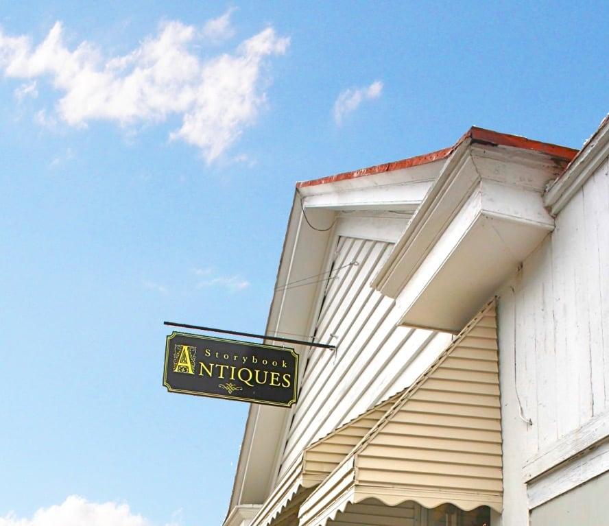 Storybook Antiques: 32143 Main St, Boykins, VA