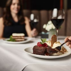 Photo Of Fleming S Prime Steakhouse Wine Bar Walnut Creek Ca