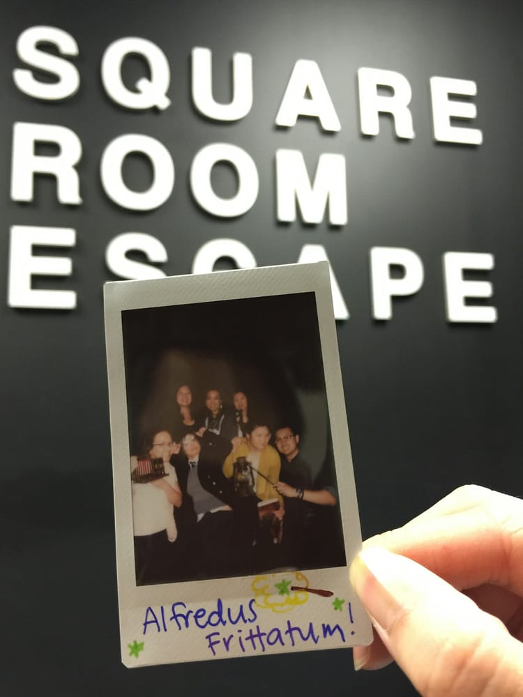 Square Room Escape Irvine