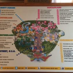 City Hall Public Relations 4720 Caribbean Way Disney World