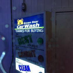 Brown Bear Car Wash Puyallup Wa