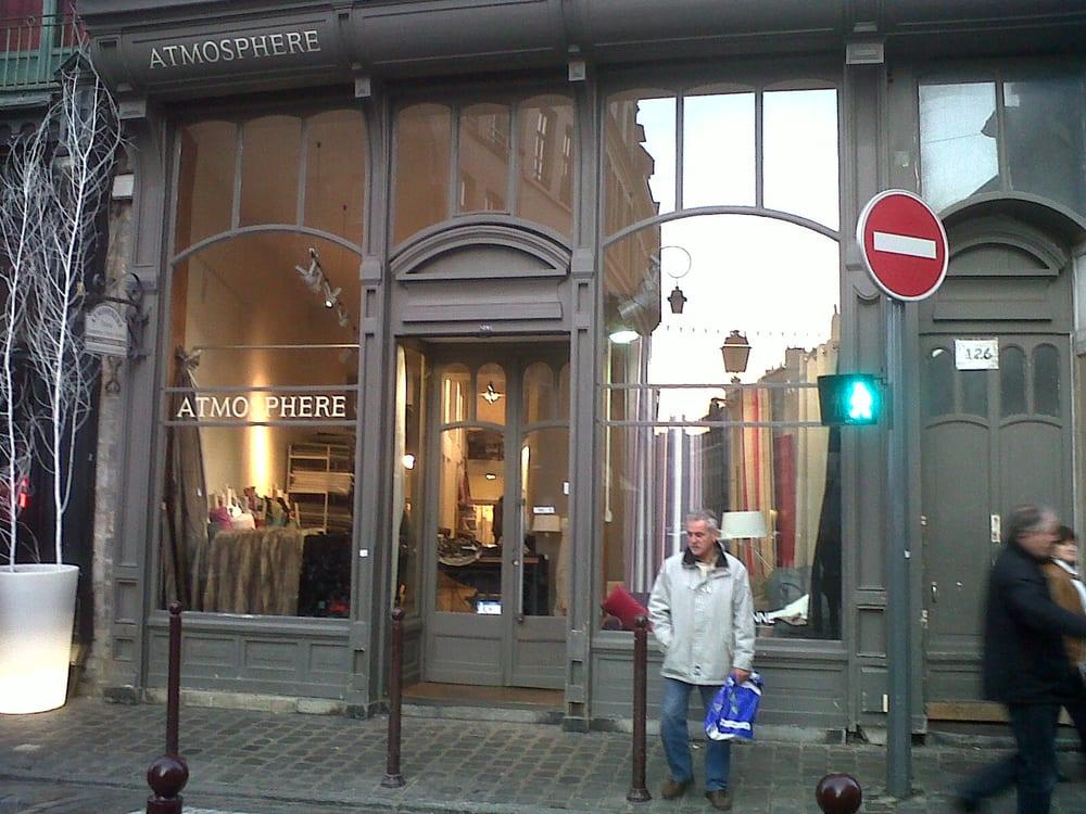 atmosph re magasin de tissus 126 rue esquermoise vieux lille lille france num ro de. Black Bedroom Furniture Sets. Home Design Ideas