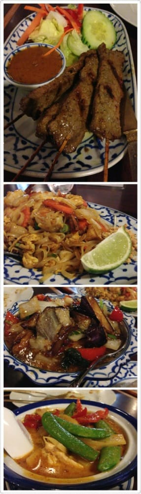 Thai Food Thornhill