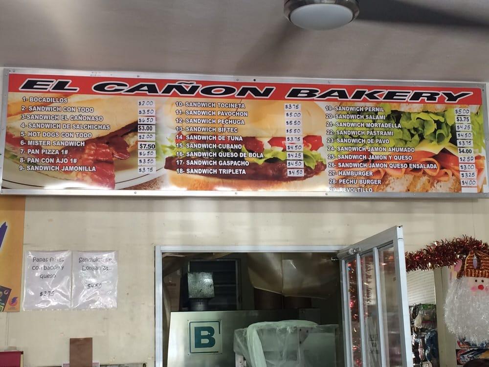 Panadería El Cañón: Carretera 162 Km 6,6, Helechal, PR